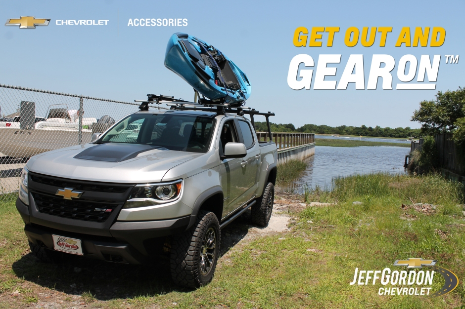 Chevy Colorado Accessories >> Testing Out A Colorado Zr2 With Gearon Accessories Jeff
