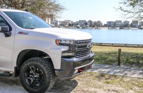 New 2019 Chevrolet Silverado 1500 LT Trail Boss