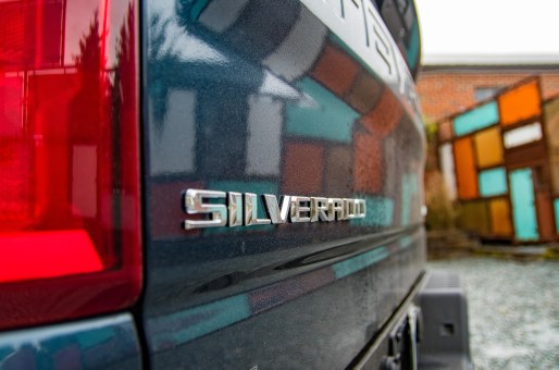 U1701 Northsky Blue Metallic 2091 Silverado RST