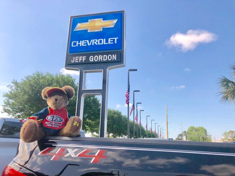 Chevrolet Jeff Gordon Chevrolet Blog